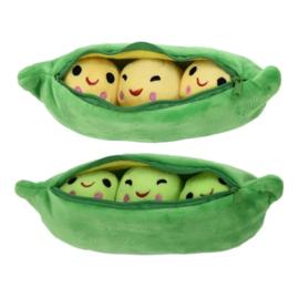 Pea in Pod 40 CM Groen of Geel