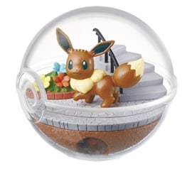 Pokémon Terrarium collectie 1 Eevee