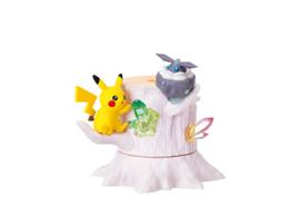 Pokémon Forest 6 Shinpi Kagayaku Basho Hele set