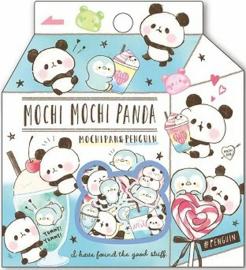 Mochi Mochi Panda stickerzakje Kamio Japan