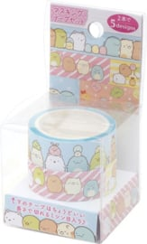 Sumikko Gurashi washi tape set van 2