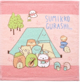Sumikko Gurashi kamperen doekje