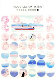 Sakura Japan Stickervelpakket van 4 - 1