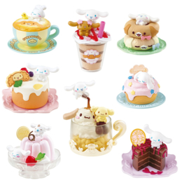 Cinnamoroll Sweets Collectie 3 Chiffon