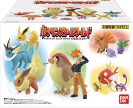 Pokémon Scale World Kanto hele set