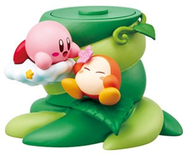 Kirby Tree in Dreams Kirby & Waddle Dee Re-ment