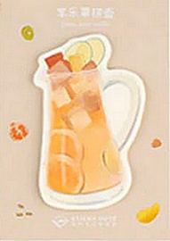 Koude Ice Tea sticky notes