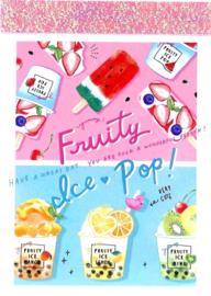 Fruity Ice pop Memoblok
