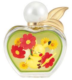 Pokémon Terrarium Collectie Petite Fleur versie 3 Pikachu