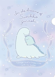 Sumikko Gurashi Tokage & moeder insteekmap