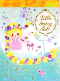 Little Fairy Tale memoblok klein