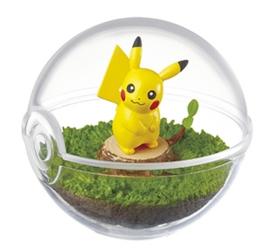 Pokémon Terrarium collectie 1 Pikachu