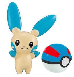 Pokémon DokiDoki Adventure Minum