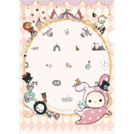 Sentimental Circus Paars roze File folder