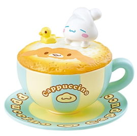 Cinnamoroll Sweets Collectie 1 Cappuccino