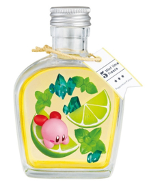 Kirby Pupupu Herbarium collectie Mint Lime Freeze