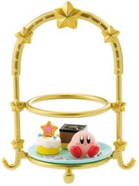 Kirby Re-ment Tea Time Kirby's Majipan Kirby's Dessert Plate