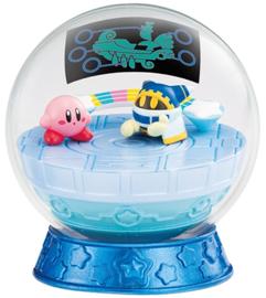 Kirby Terrarium Game collectie Return to Dreamland