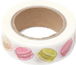 Macaron Washi tape