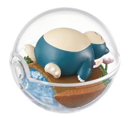 Pokémon Terrarium collectie 1 Snorlax