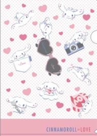 Cinnamoroll love insteekmap A4