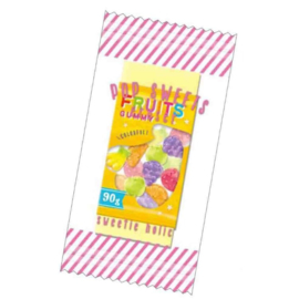 Pop Sweets Fruits gum