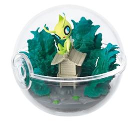 Pokémon Terrarium collectie 3 Celebi