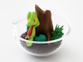 Pokémon Terrarium collectie 6 Treecko