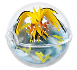 Pokémon Terrarium collectie 3 Zapdos