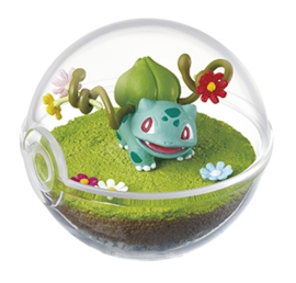 Pokémon Terrarium collectie 1 Bulbasaur