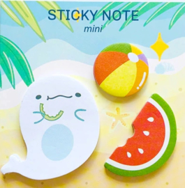 Sticky Note summer