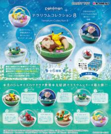 Pokémon Re-Ment Terrarium collectie 8 Jirachi