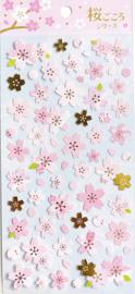 Sakura stickervel 2