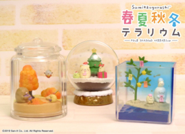 Sumikko Gurashi Terrarium  Four Seasons Beach