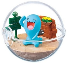 Pokémon Terrarium collectie 6 Wobbuffet