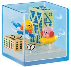 Kirby Terrarium Game collectie Air ride