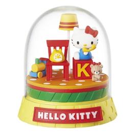 Sanrio Tokimeki Terrarium Hello Kitty