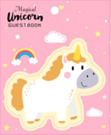 Unicorn Sticky Notes Geel