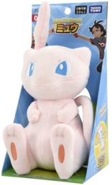 Pokémon Mew plush in verpakking