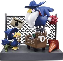 Pokémon Re-ment Back Alley Murkrow & Honchkrow