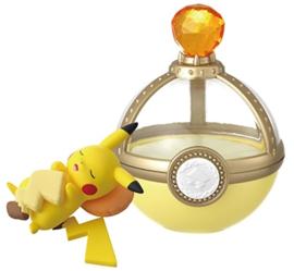 Pokémon Dreaming case 3 Sweet Dreams Pikachu