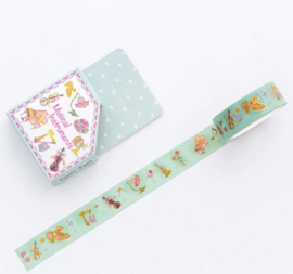 Musical instruments washi tape