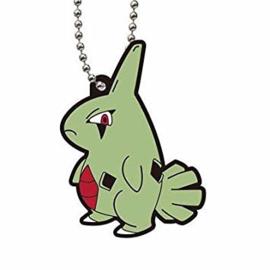 Larvitar Pokémon Bandai sleutelhanger