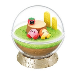 Kirby Terrarium Collection Kirby's Adventure Nap Time
