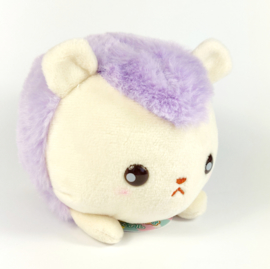 Paarse Egel plush Japan