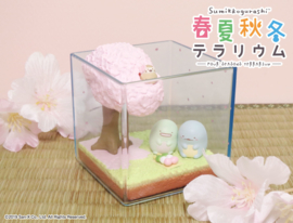 Sumikko Gurashi Terrarium Four Seasons Baked Sweet Potato