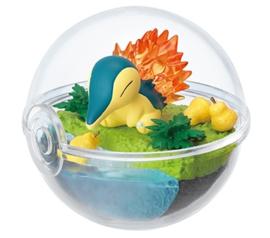 Pokémon Terrarium collectie 3 Cyndaquil