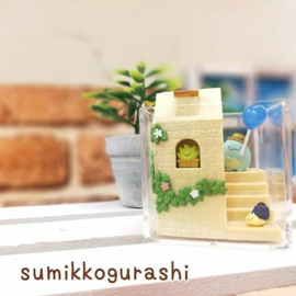 Sumikko Gurashi Travel Re-Ment San-x Shirokuma