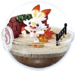 Pokémon Terrarium Ex Galar Scorbunny