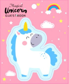 Unicorn Sticky Notes Blauw
